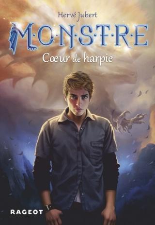 M.O.N.S.T.R.E (Tome 1) CŒUR DE HARPIE de Hervé Jubert Couv6611
