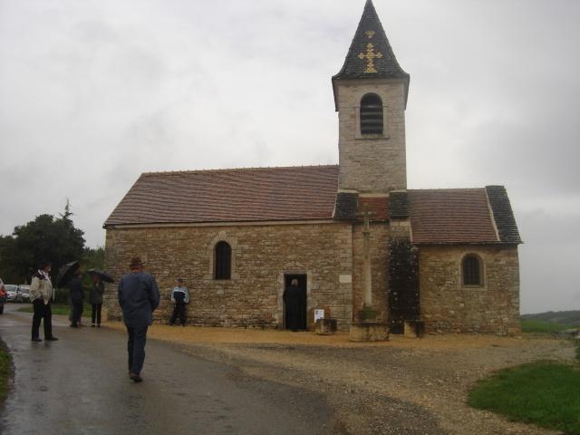 """""""La chapelle de Fissy inaugurée samedi 5 octobre"""" 2013-110"""