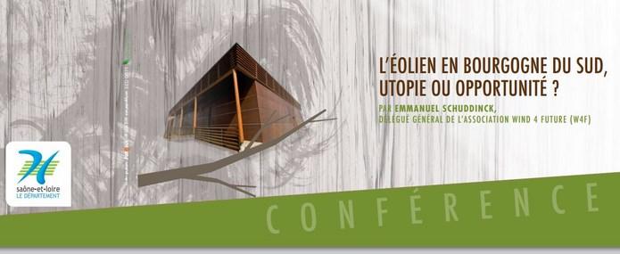 L'éolien en Bourgogne du sud, Utopie ou Opportunité ? Aolien10