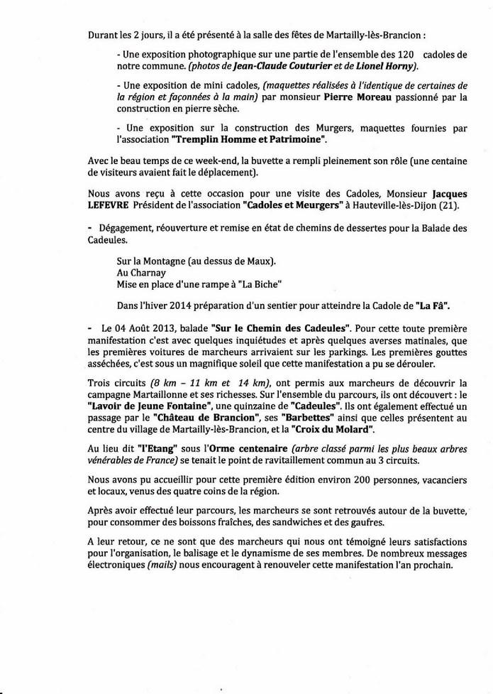 Compte rendu AG 2014 Les Cadeules de Martailly B10