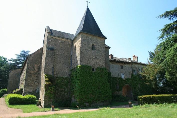 Cortambert Notre Patrimoine  Chatea10