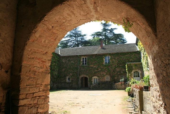 Cortambert Notre Patrimoine  Chatea11