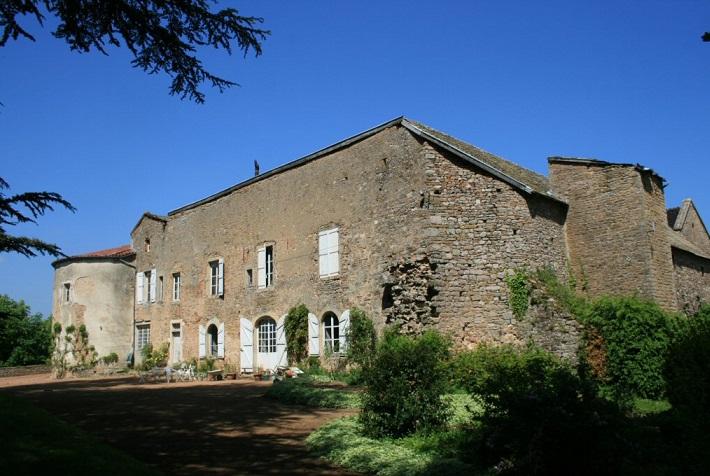 Cortambert Notre Patrimoine  Chatea13