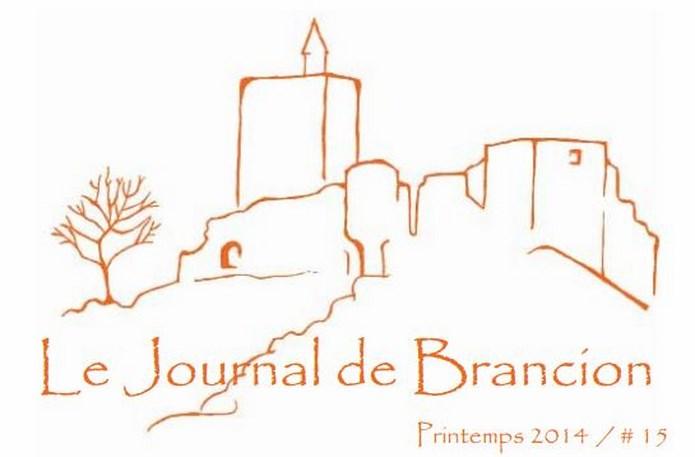 Journal de Brancion N°15 2014 Journa12