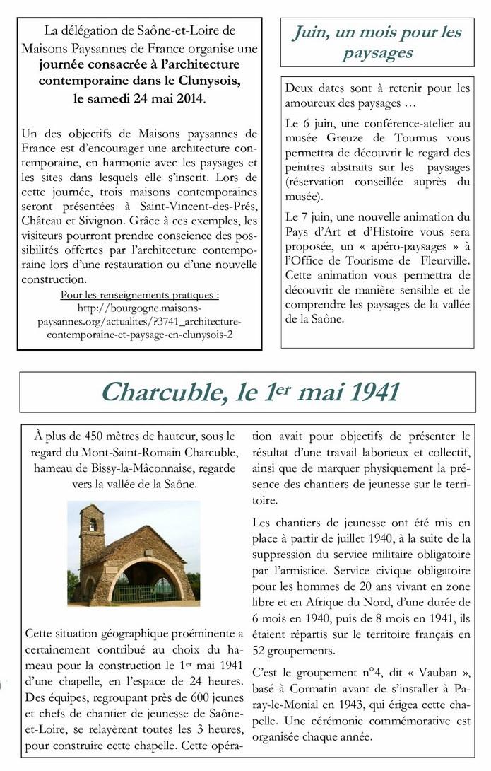 Newsletter du PAH N°19 Newsle15