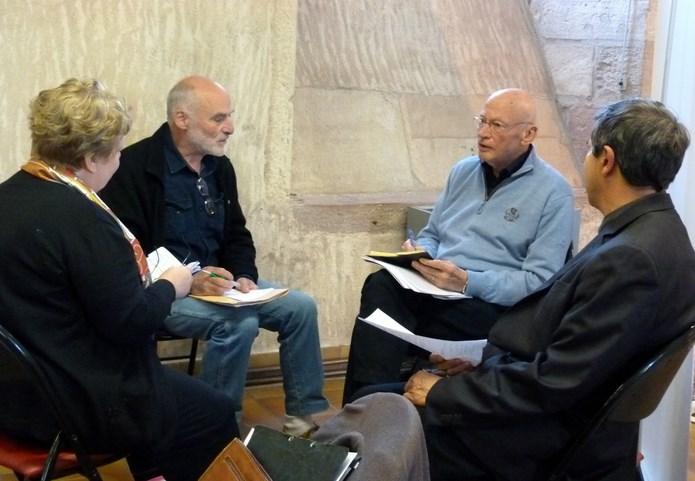 2014 La Fappah a tenu son assemblée générale vendredi 16 mai au palais de justice et exposition DES MÉTIERS UNE PASSION P1090212