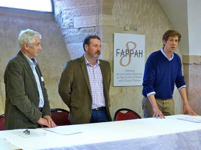 2014 La Fappah a tenu son assemblée générale vendredi 16 mai au palais de justice et exposition DES MÉTIERS UNE PASSION P1090217