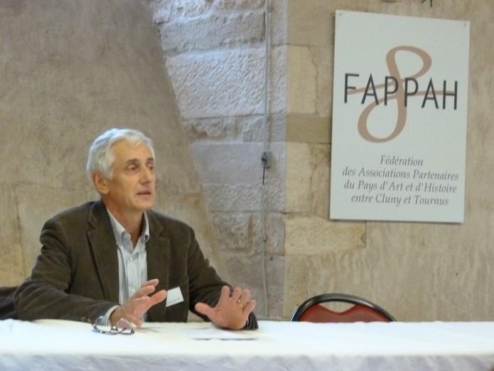 2014 La Fappah a tenu son assemblée générale vendredi 16 mai au palais de justice et exposition DES MÉTIERS UNE PASSION P1090218
