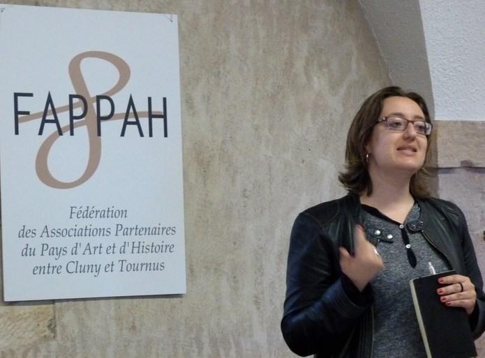 2014 La Fappah a tenu son assemblée générale vendredi 16 mai au palais de justice et exposition DES MÉTIERS UNE PASSION P1090313