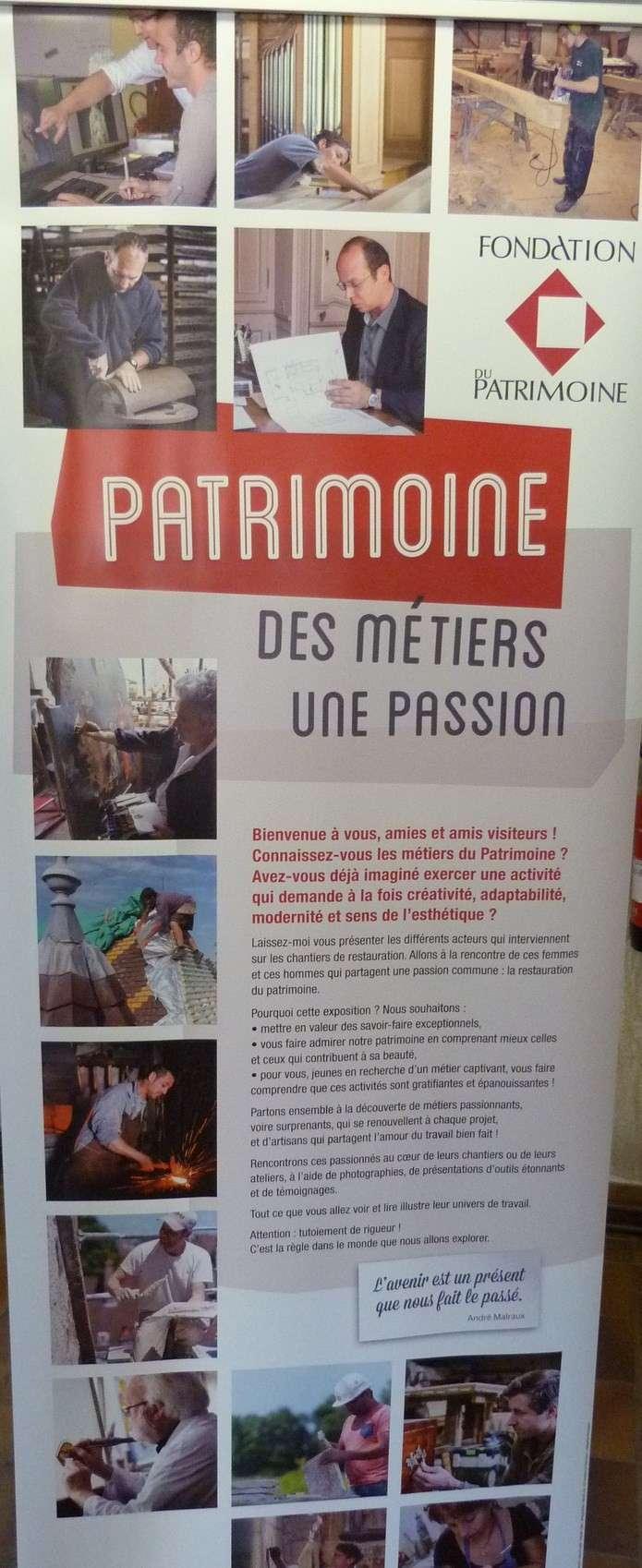 2014 La Fappah a tenu son assemblée générale vendredi 16 mai au palais de justice et exposition DES MÉTIERS UNE PASSION P1090321