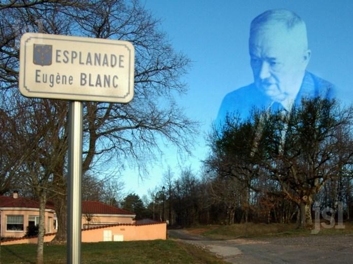 LUGNY,   En souvenir d'Eugène Blanc Sur-l-10