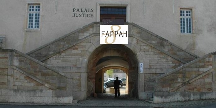 2014 La Fappah a tenu son assemblée générale vendredi 16 mai au palais de justice et exposition DES MÉTIERS UNE PASSION Visite10