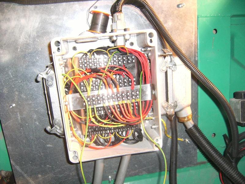 montage d'un UNIMOG 1300 en forestier réalisation MINIMOG 26  (3ème partie) Photo142