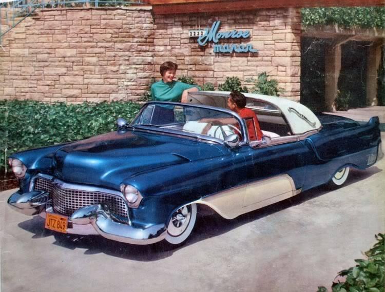 Cadillac 1954 -  1956 custom & mild custom 10004910
