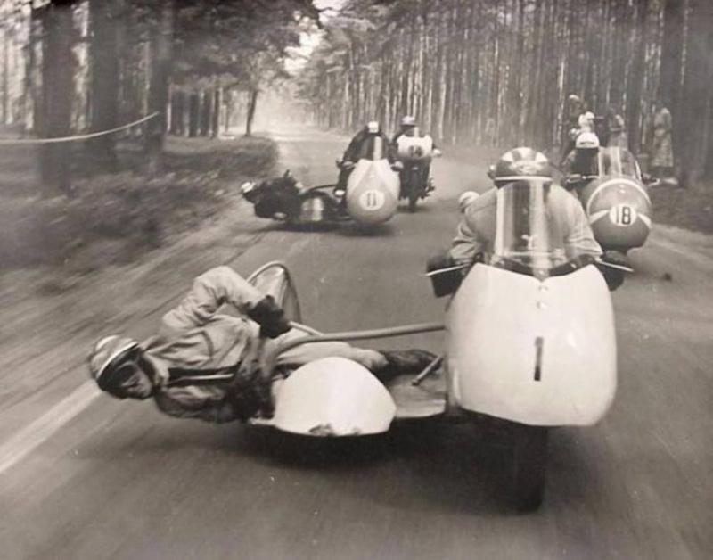 Vintage side cars 17946210