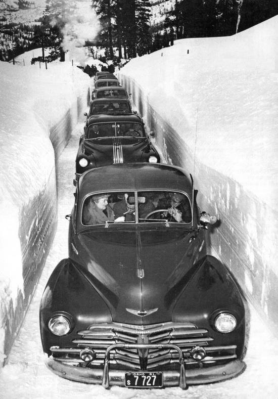 voitures et neige, cars and snow - Page 2 54789810