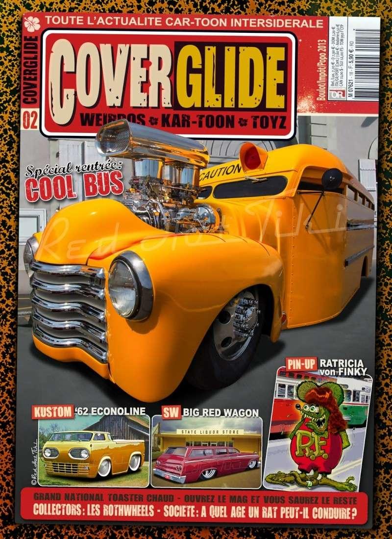 Powerglide magazine Coverg11