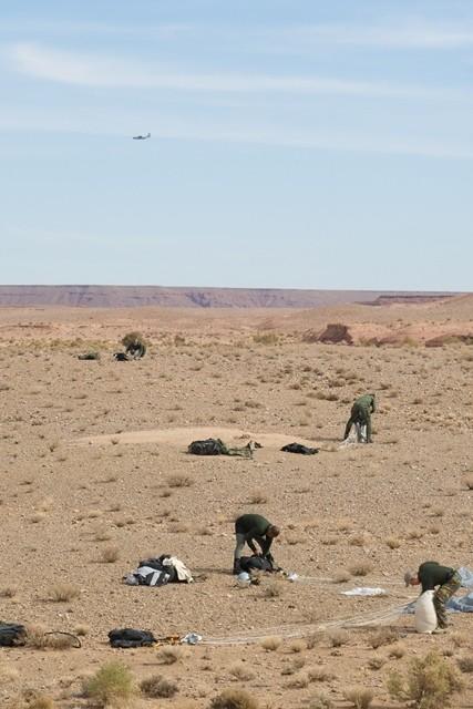 Coopération militaire Maroc-Belgique 1036