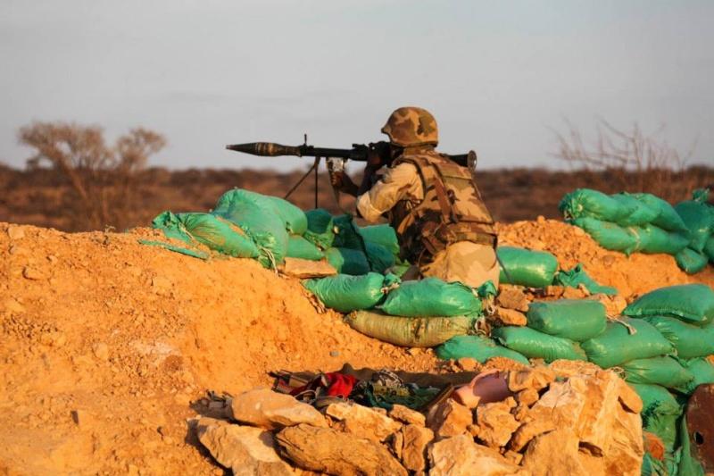Armée djiboutienne / Djibouti National Army - Page 2 1062