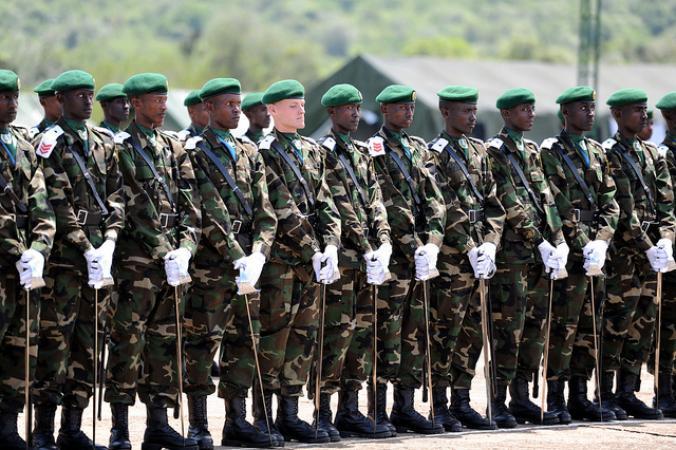 Forces Rwandaises de Défense / Rwanda Defence Forces ( RDF ) 1107