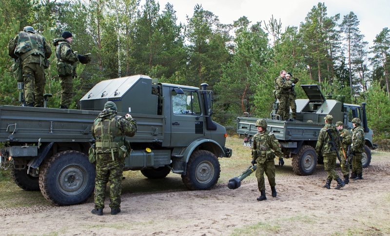 Armée Estonienne/Estonian Army - Page 2 11182