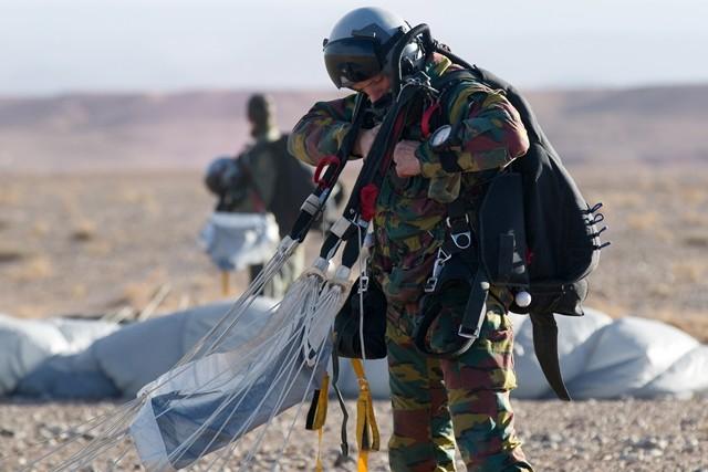 Coopération militaire Maroc-Belgique 12101