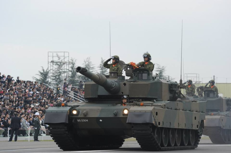 Armée Japonaise/Japan Self-Defense Forces - Page 17 12124
