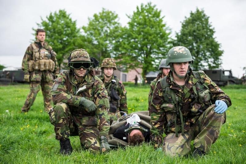 Armée Hollandaise/Armed forces of the Netherlands/Nederlandse krijgsmacht - Page 15 12166