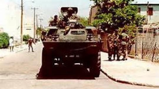 Force de défense de la Jamaïque / jamaica defence force (JDF) 1239