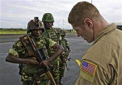 Forces armées du Burundi / National Defence Force of Burundi 1280