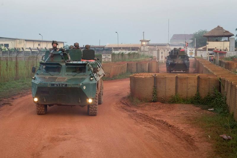 Intervention militaire en Centrafrique - Opération Sangaris - Page 2 1285