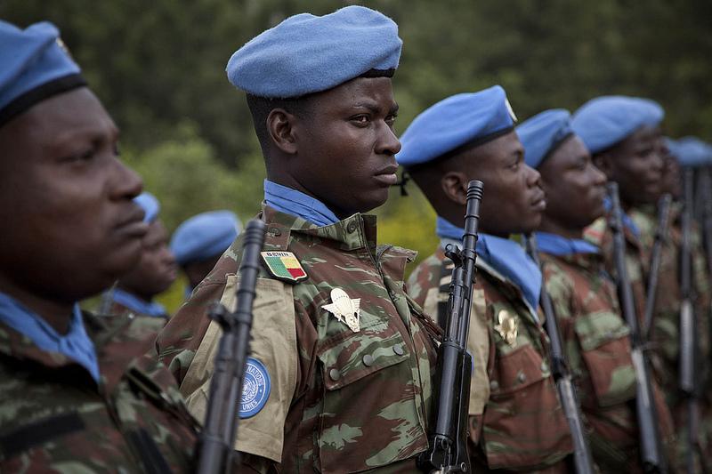 L'Armée du Bénin 1288
