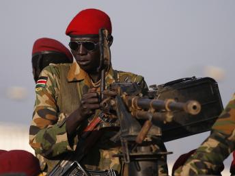 Armées du Sud Soudan 1327