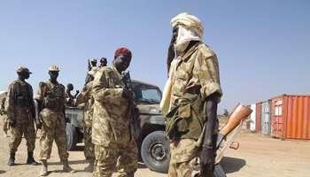 Armées du Sud Soudan 1391