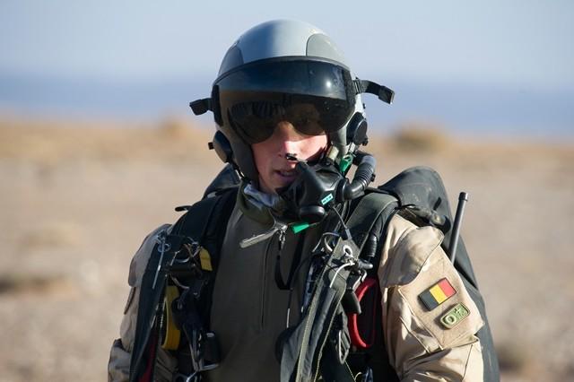 Coopération militaire Maroc-Belgique 1424