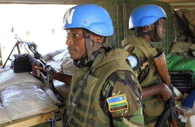 Forces Rwandaises de Défense / Rwanda Defence Forces ( RDF ) 1430