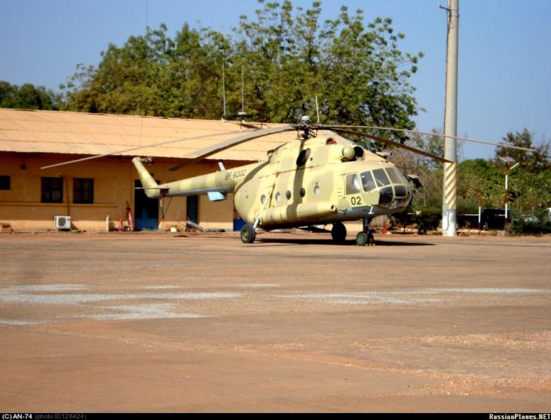 Armée nationale Burkinabé / Military of Burkina Faso - Page 2 1453