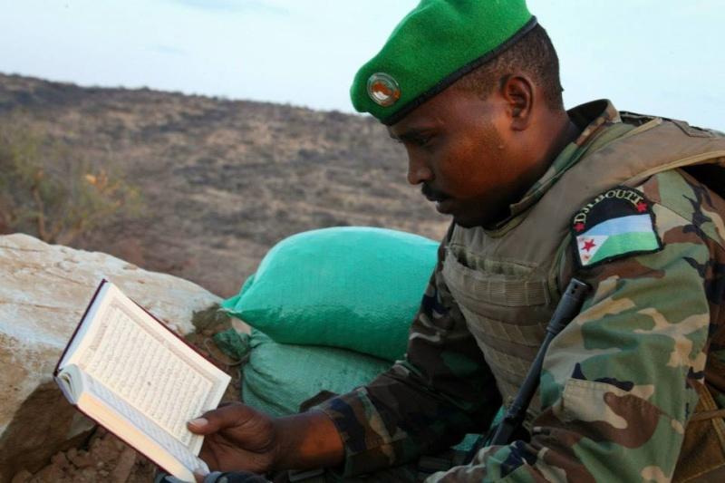 Armée djiboutienne / Djibouti National Army - Page 2 1581