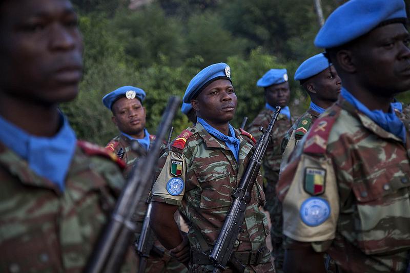 L'Armée du Bénin 192