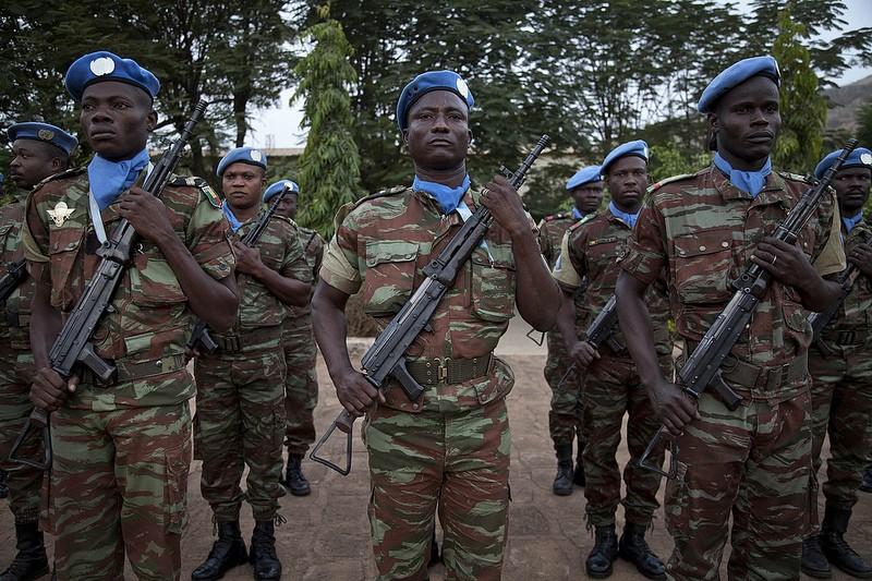L'Armée du Bénin 1a10
