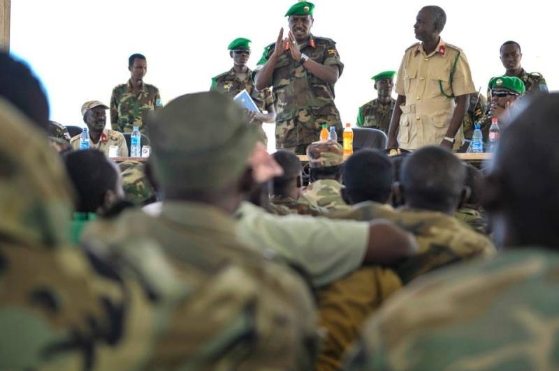 Armée Somalienne / Military of Somalia 1a13