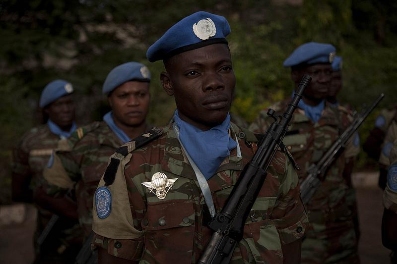 L'Armée du Bénin 1b10