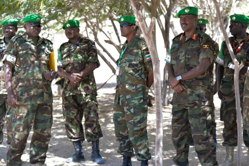 Armée Somalienne / Military of Somalia 1b13