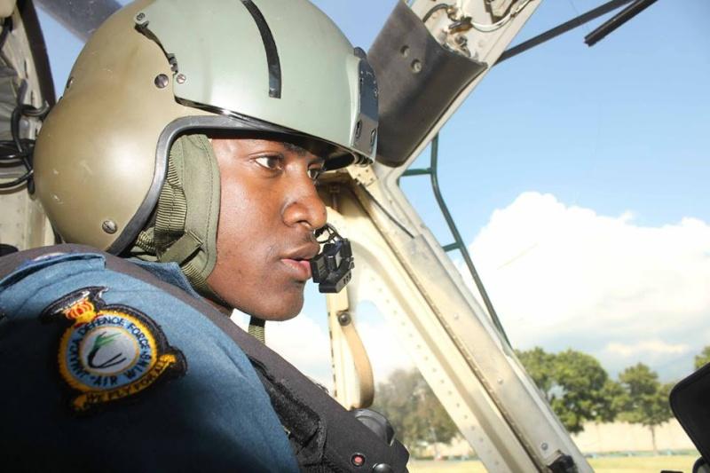 Force de défense de la Jamaïque / jamaica defence force (JDF) 2173
