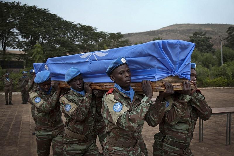L'Armée du Bénin 2201