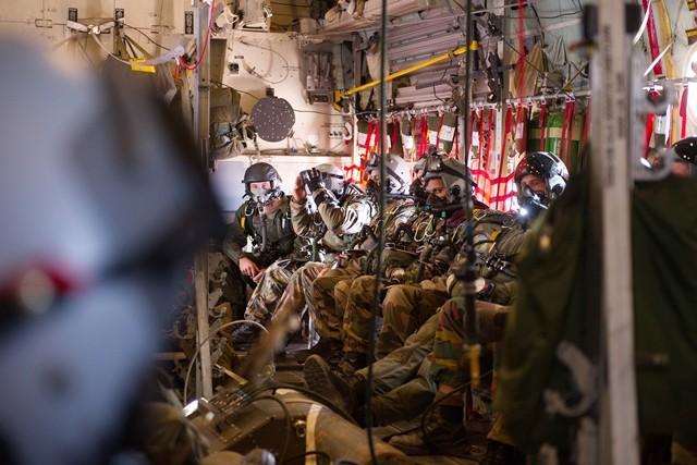 Coopération militaire Maroc-Belgique 2211
