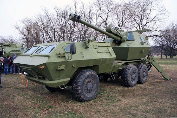 systèmes d'artilleries autotractés et autopropulsés - Page 3 2246