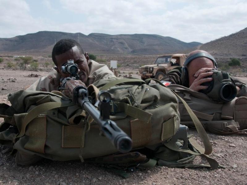 Armée djiboutienne / Djibouti National Army - Page 2 2277
