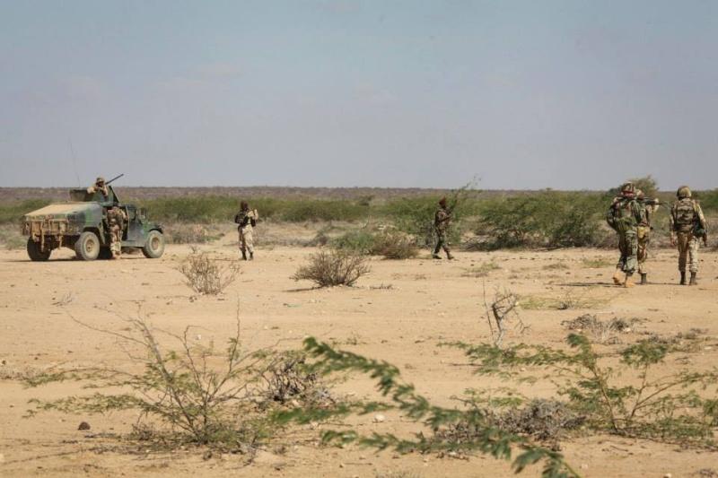 Armée djiboutienne / Djibouti National Army - Page 2 2327