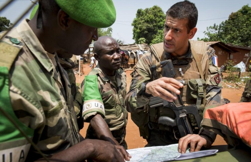 Intervention militaire en Centrafrique - Opération Sangaris - Page 6 2334